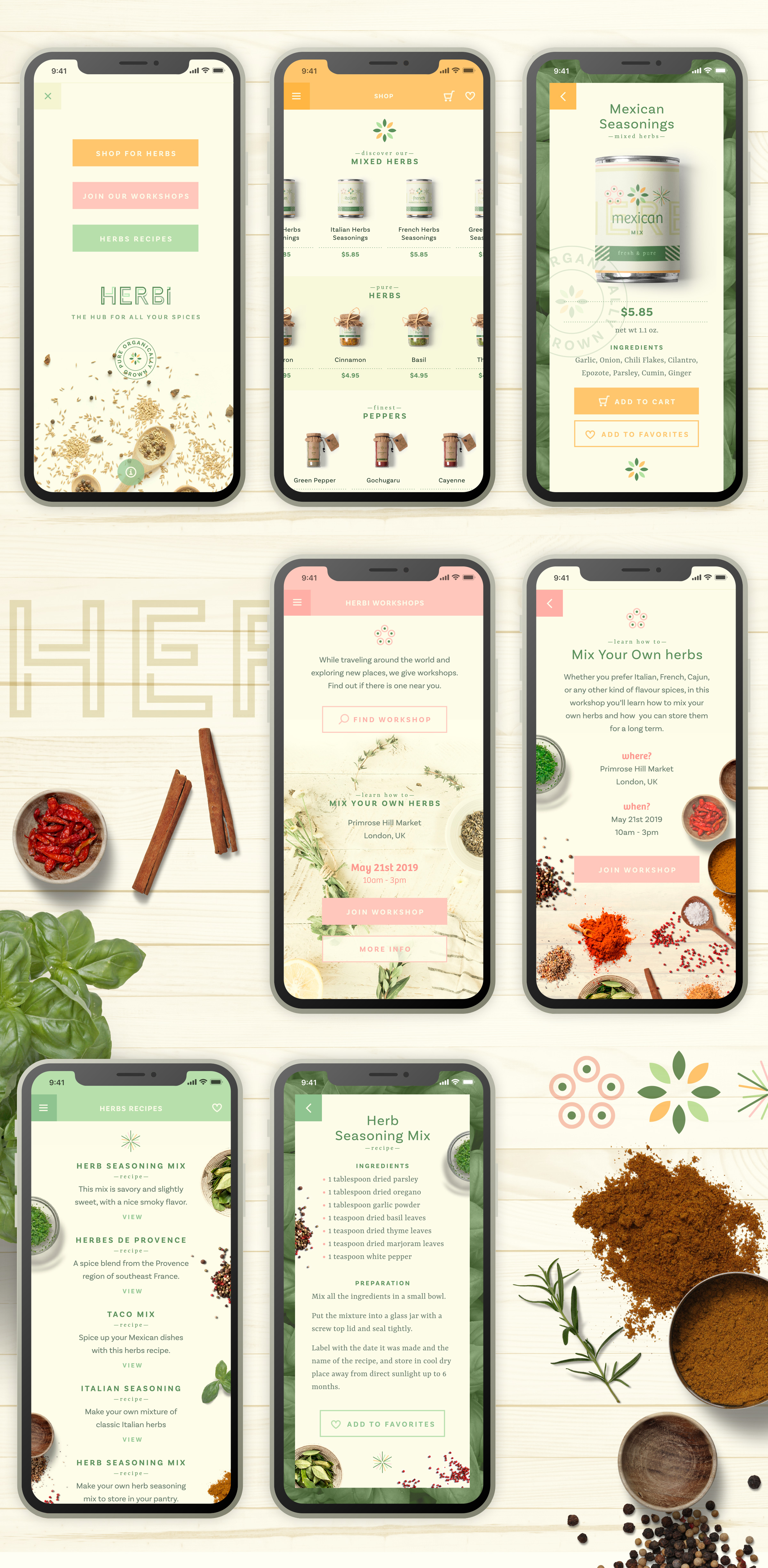 The Folio Template by Leeflets